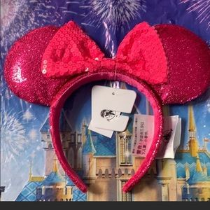 Disney Minnie Mouse Ear Imagination Pink